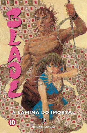 Blade A Lâmina do Imortal - Volume 10