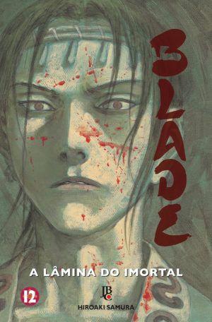 Blade A Lâmina do Imortal - Volume 12