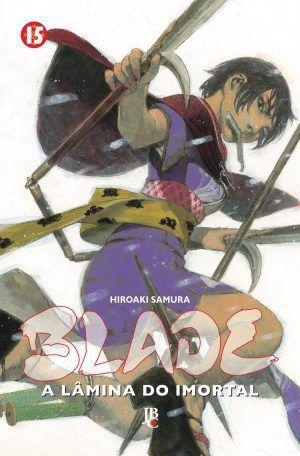 Blade A Lâmina do Imortal - Volume 15
