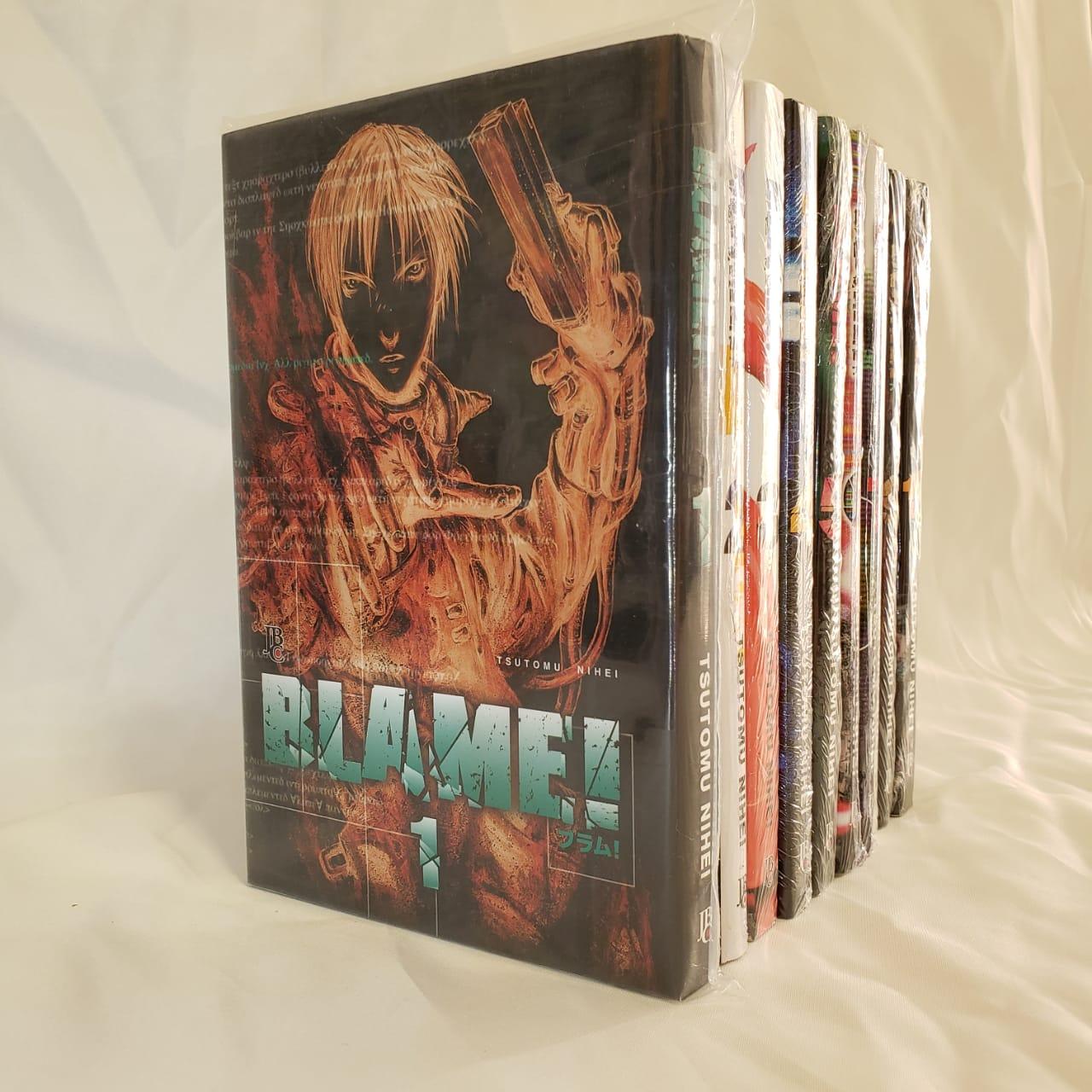 Blame - 1 ao 10 - Coleção Completa - Pack