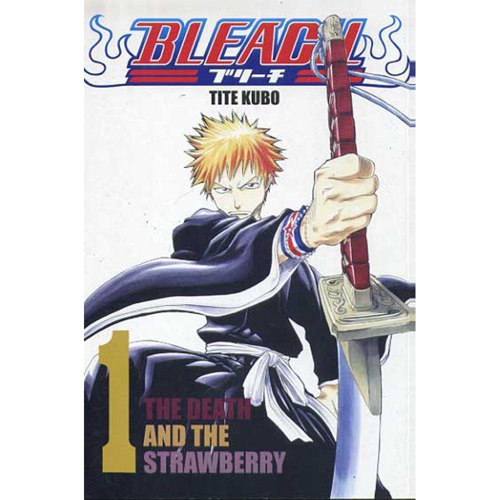 Bleach - Volume 01 - Usado