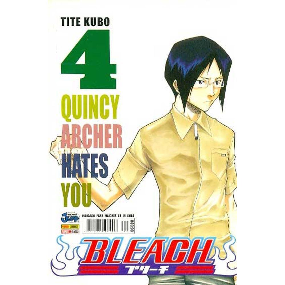 Bleach - Volume 04 - Usado
