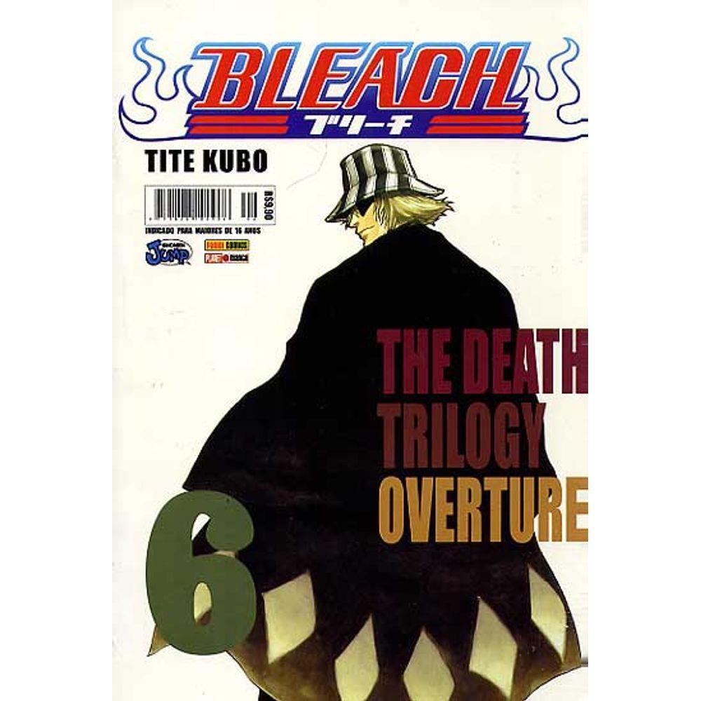 Bleach - Volume 06 - Usado
