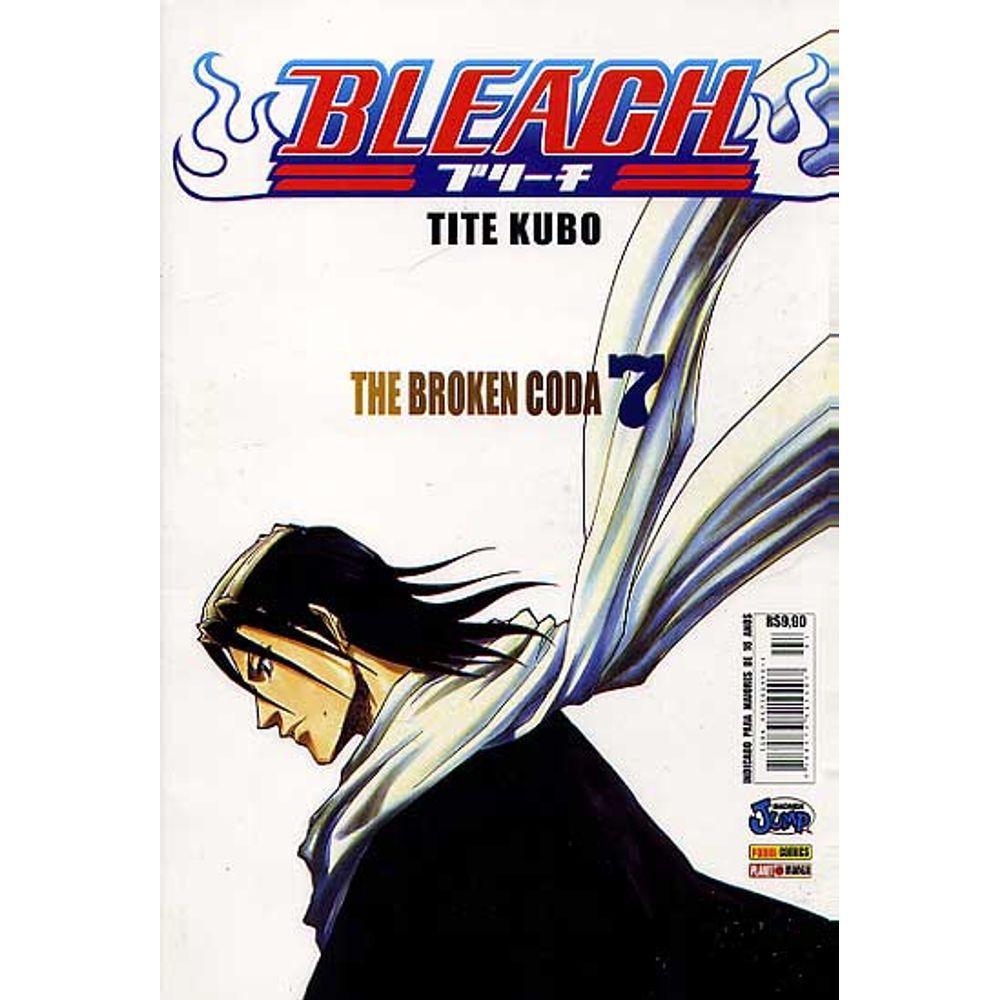 Bleach - Volume 07 - Usado