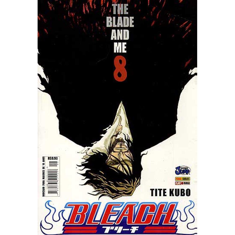 Bleach - Volume 08 - Usado
