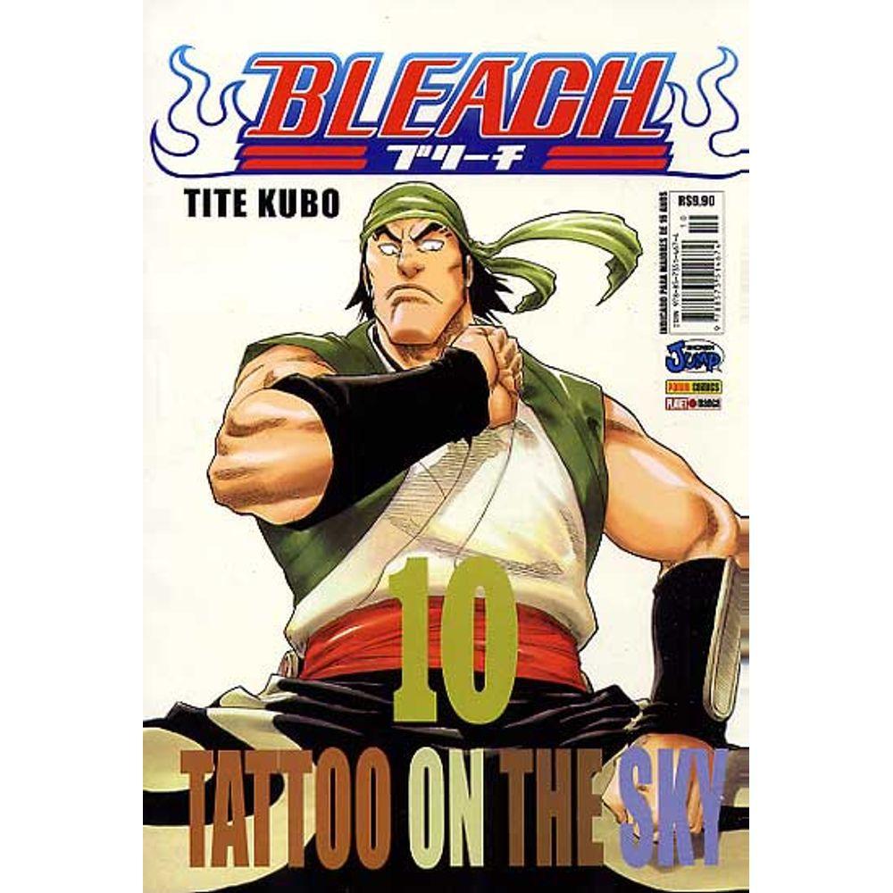 Bleach - Volume 10 - Usado