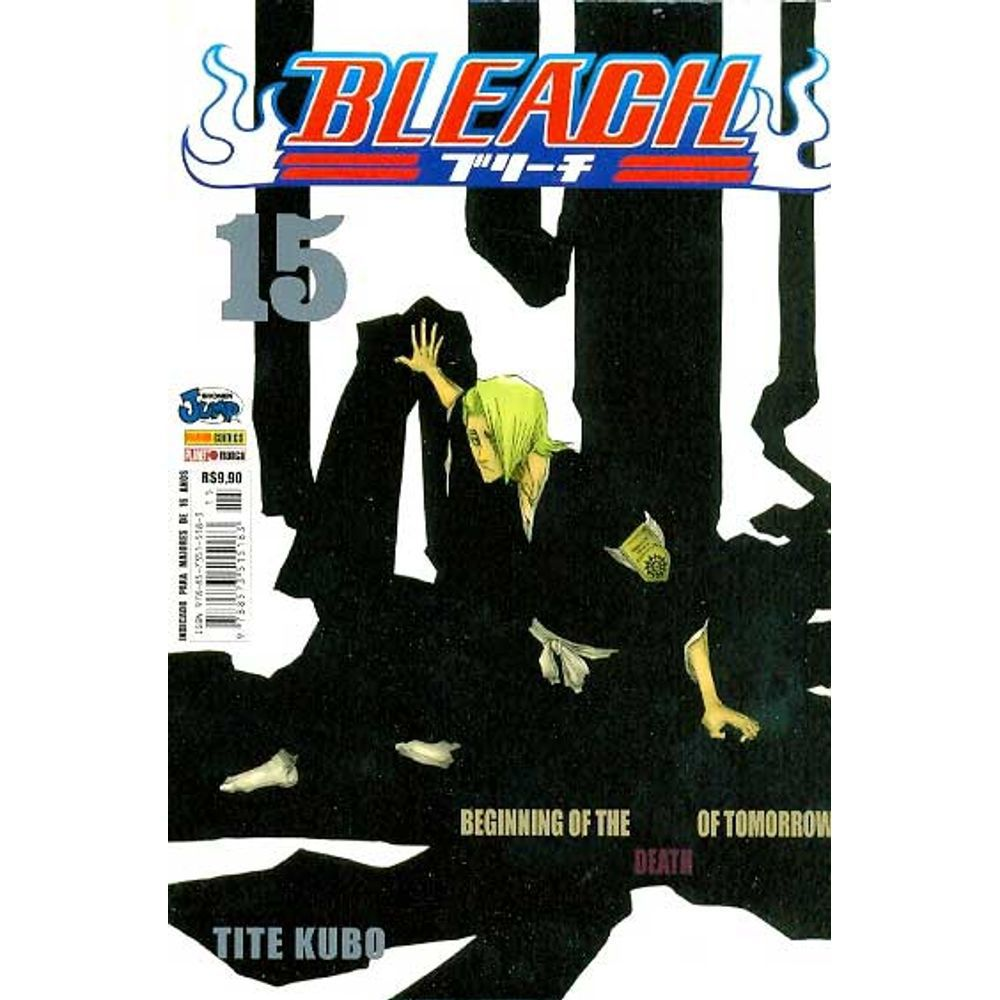 Bleach - Volume 15 - Usado
