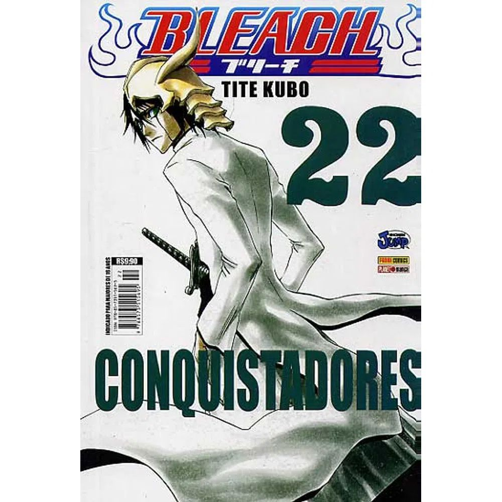 Bleach - Volume 22 - Usado