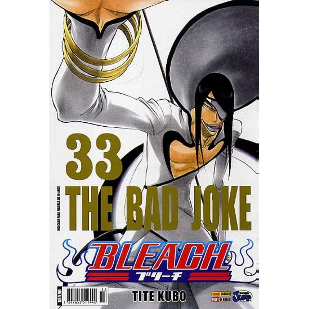 Bleach - Volume 33 - Usado
