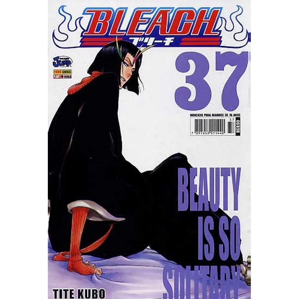 Bleach - Volume 37 - Usado