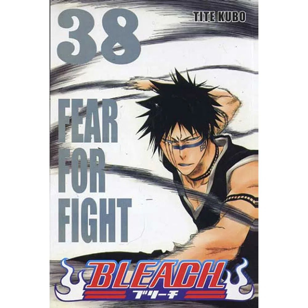 Bleach - Volume 38 - Usado