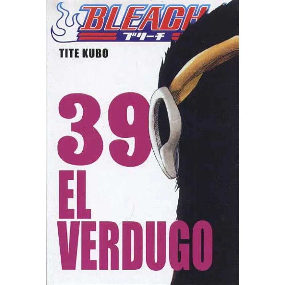 Bleach - Volume 39 - Usado
