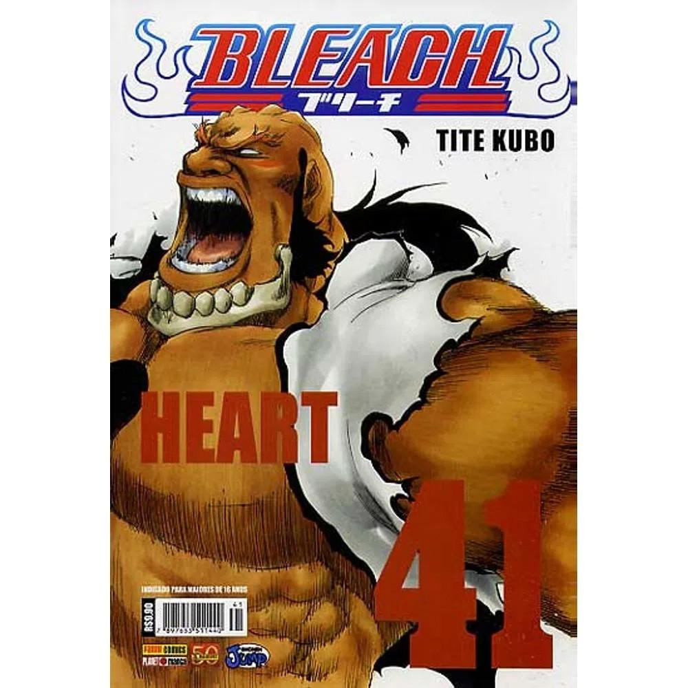 Bleach - Volume 41 - Usado
