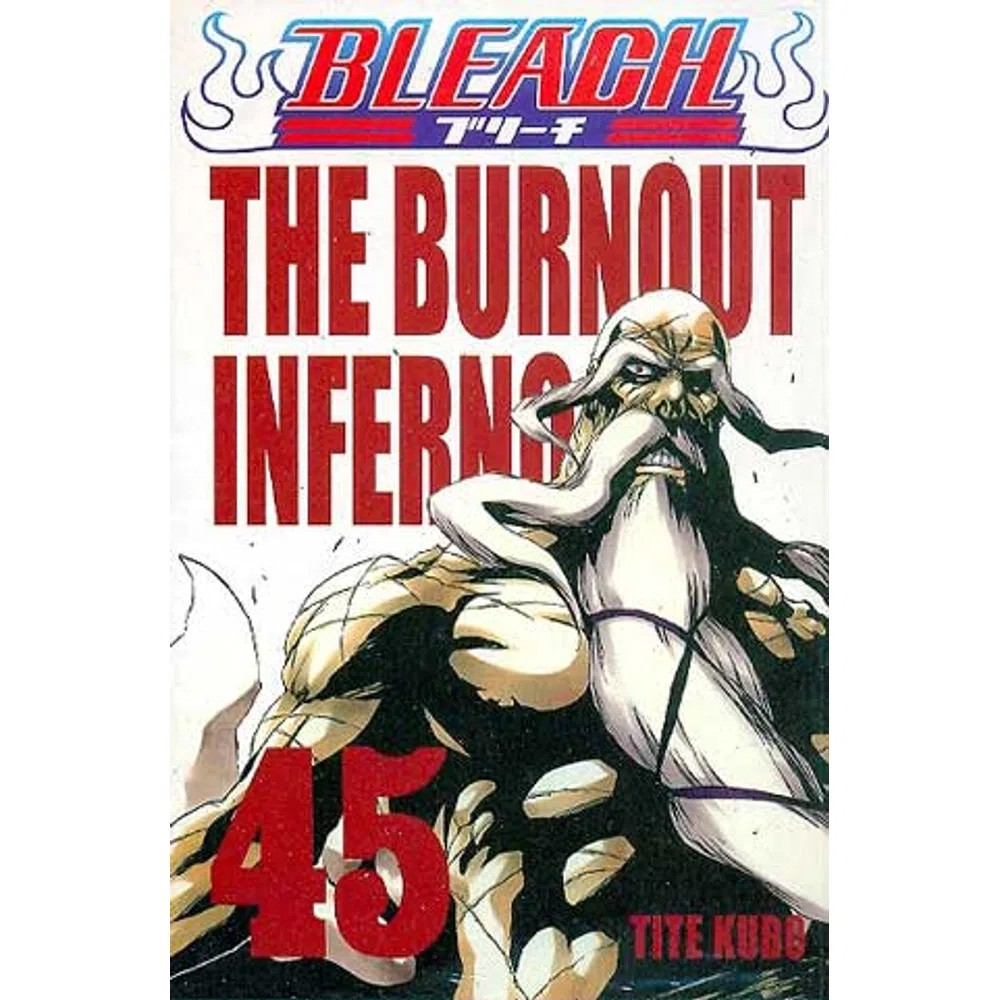 Bleach - Volume 45 - Usado