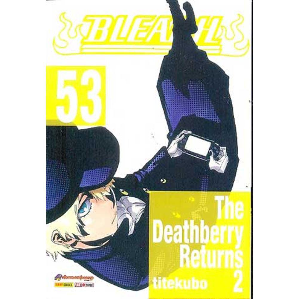 Bleach - Volume 53 - Usado