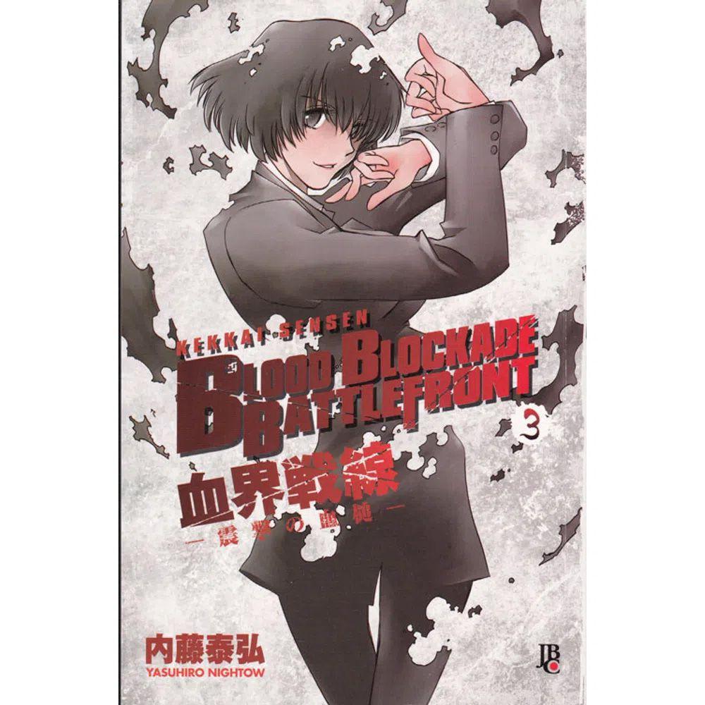 Blood Blockade Battlefront - Volume 03 - Usado
