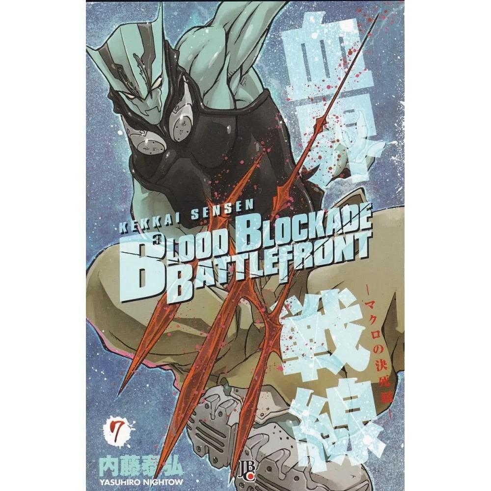 Blood Blockade Battlefront - Volume 07