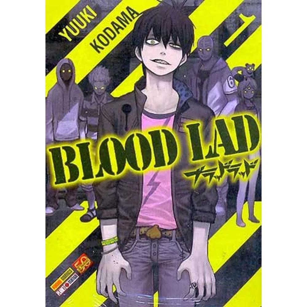 Blood Lad - Volume 01 - Usado
