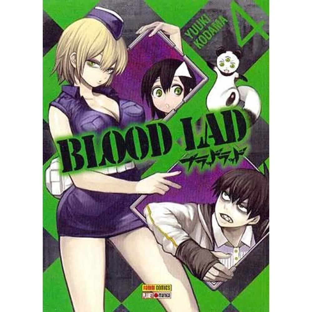 Blood Lad - Volume 04 - Usado