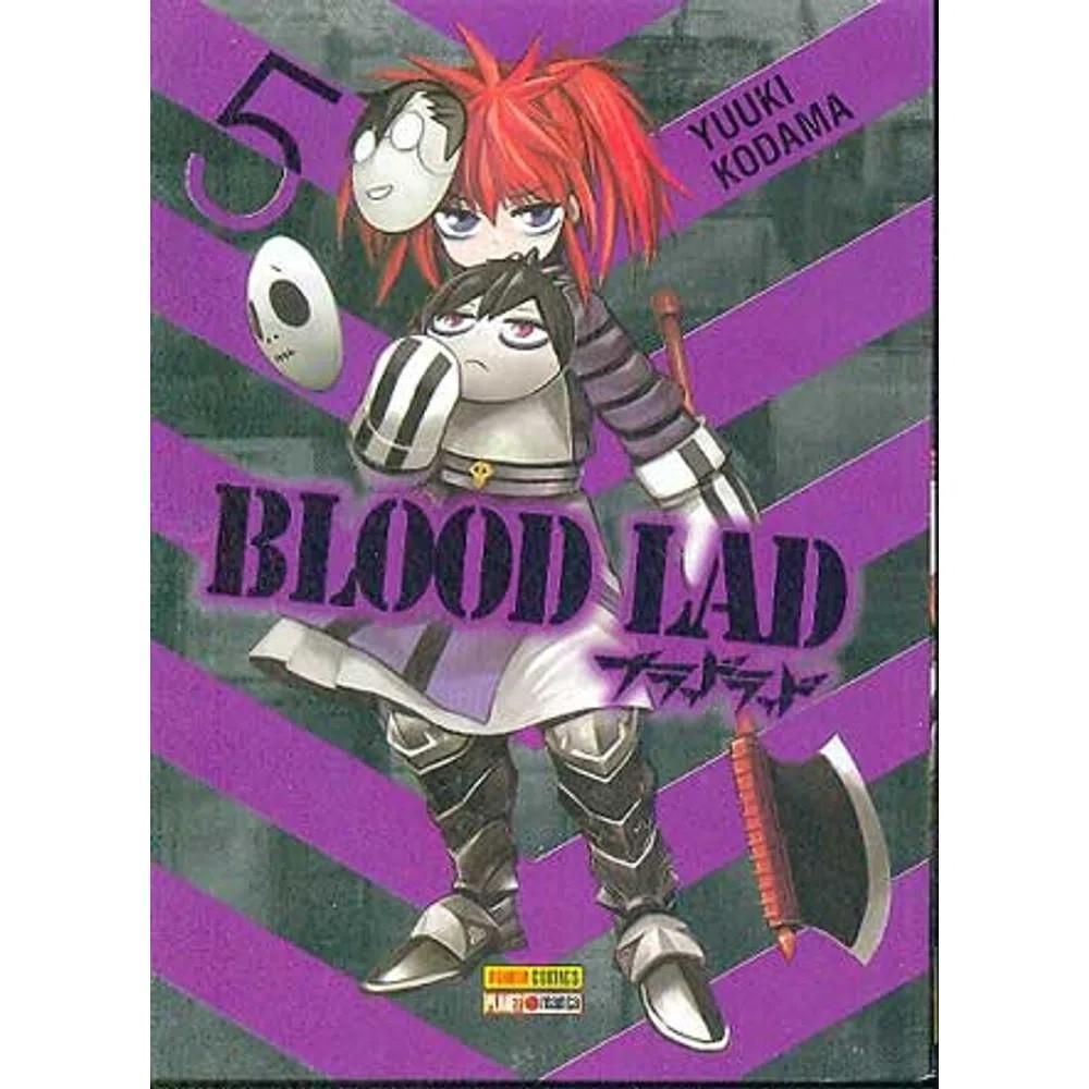 Blood Lad - Volume 05 - Usado