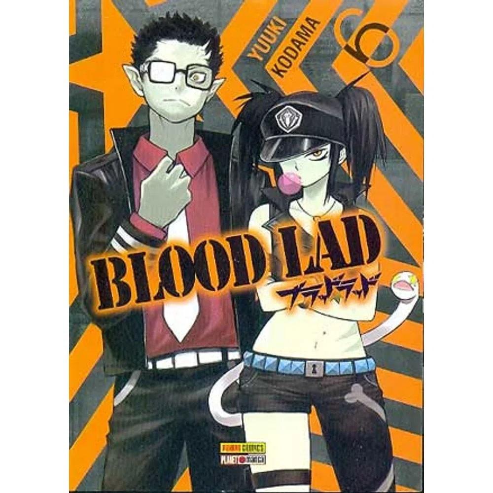 Blood Lad - Volume 06 - Usado