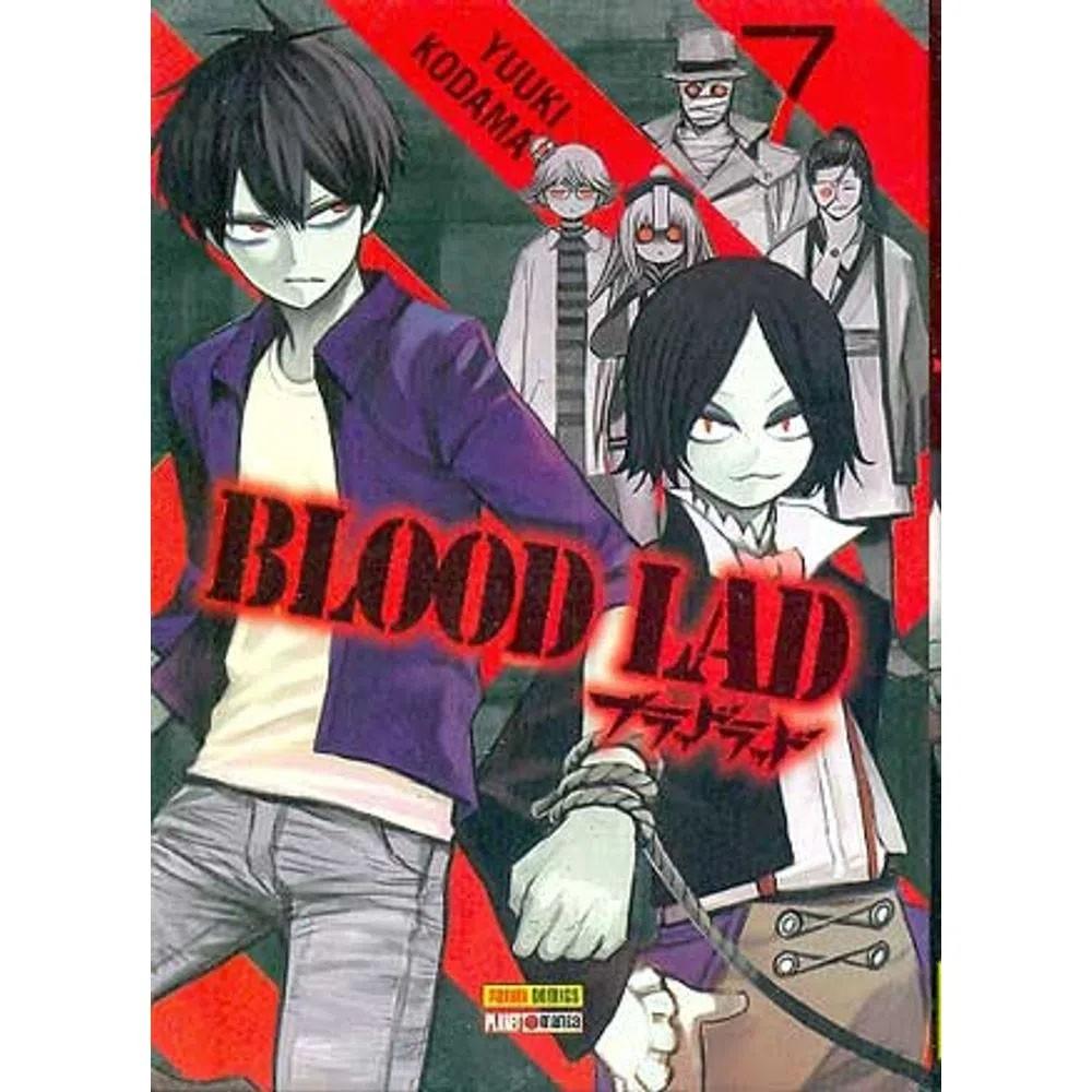 Blood Lad - Volume 07 - Usado