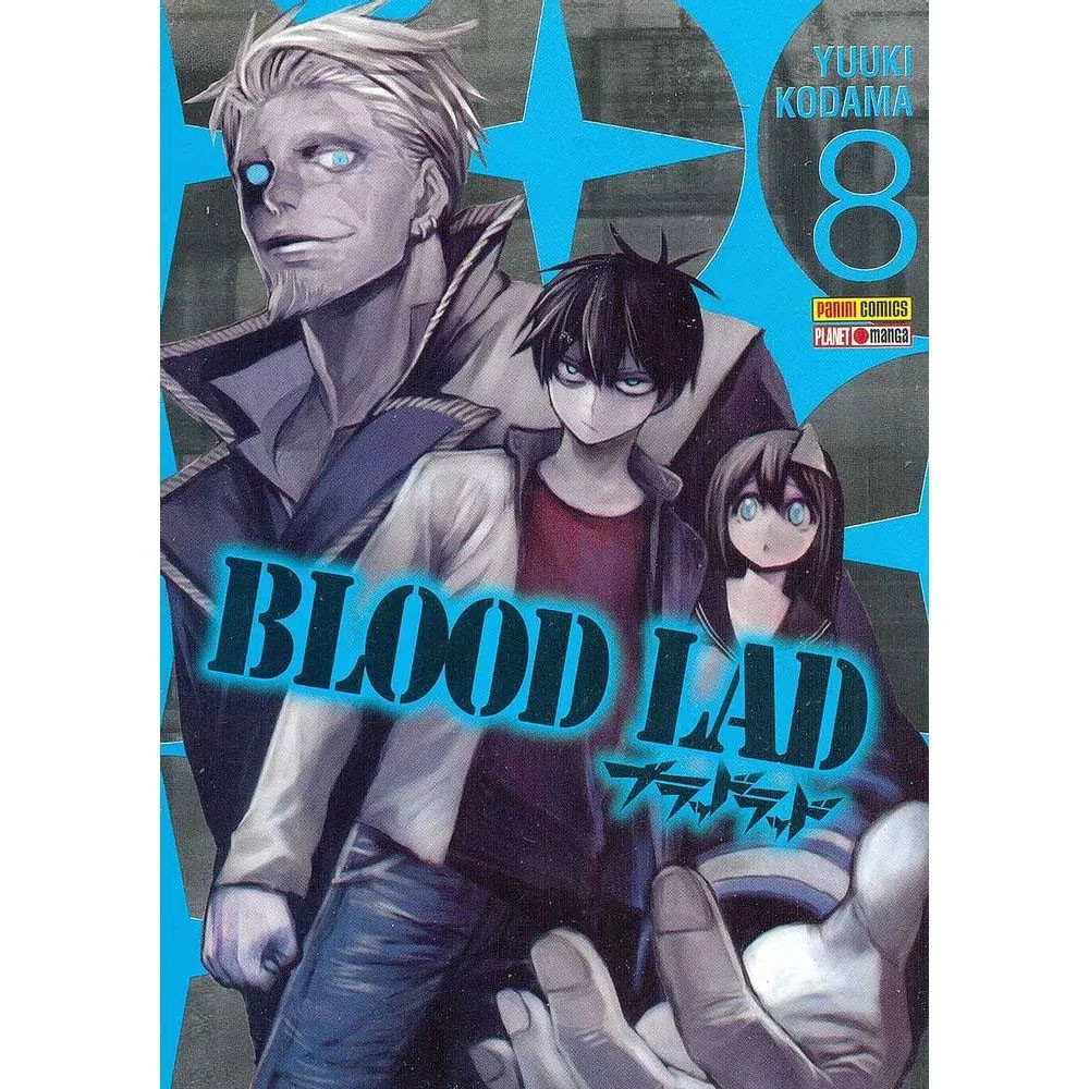 Blood Lad - Volume 08 - Usado