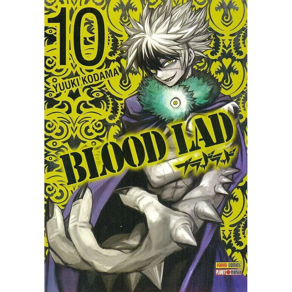 Blood Lad - Volume 10 - Usado
