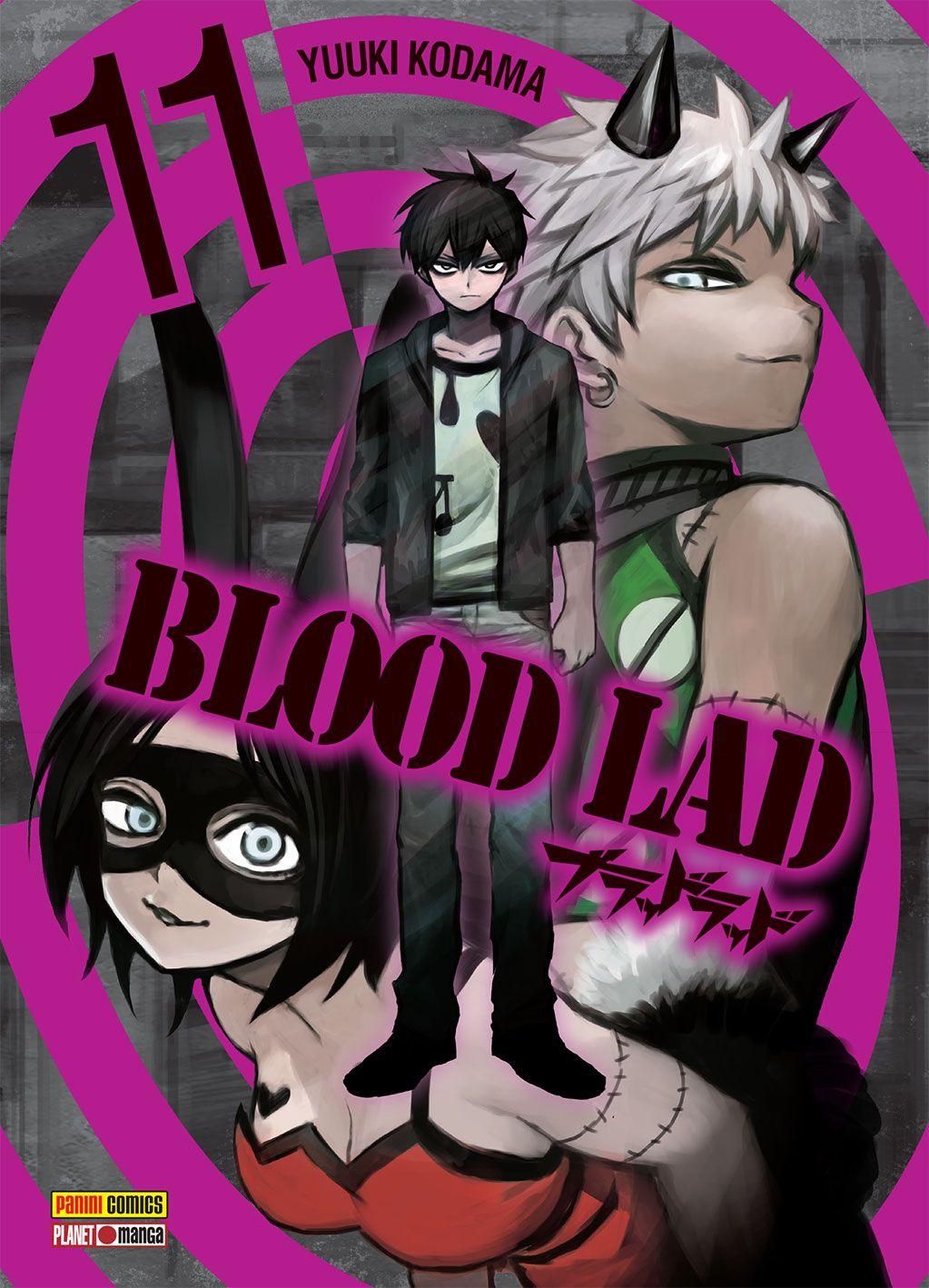 Blood Lad - Volume 11 - Usado