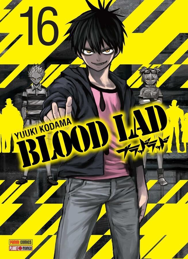 Blood Lad - Volume 16