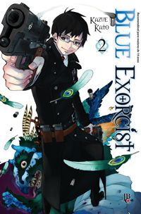 Blue Exorcist - Volume 02 - Usado