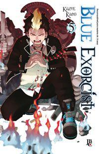 Blue Exorcist - Volume 05 - Usado