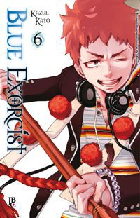Blue Exorcist - Volume 06 - Usado