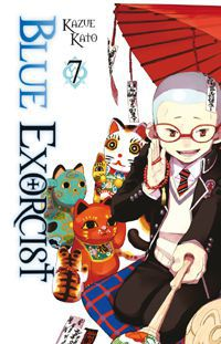 Blue Exorcist - Volume 07 - Usado