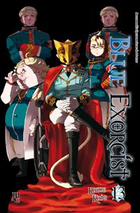 Blue Exorcist - Volume 13 - Usado