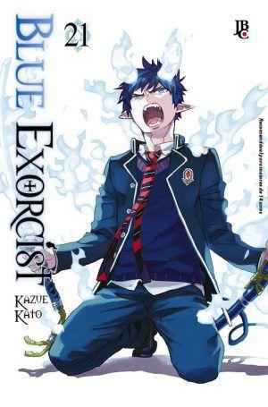 Blue Exorcist - Volume 21