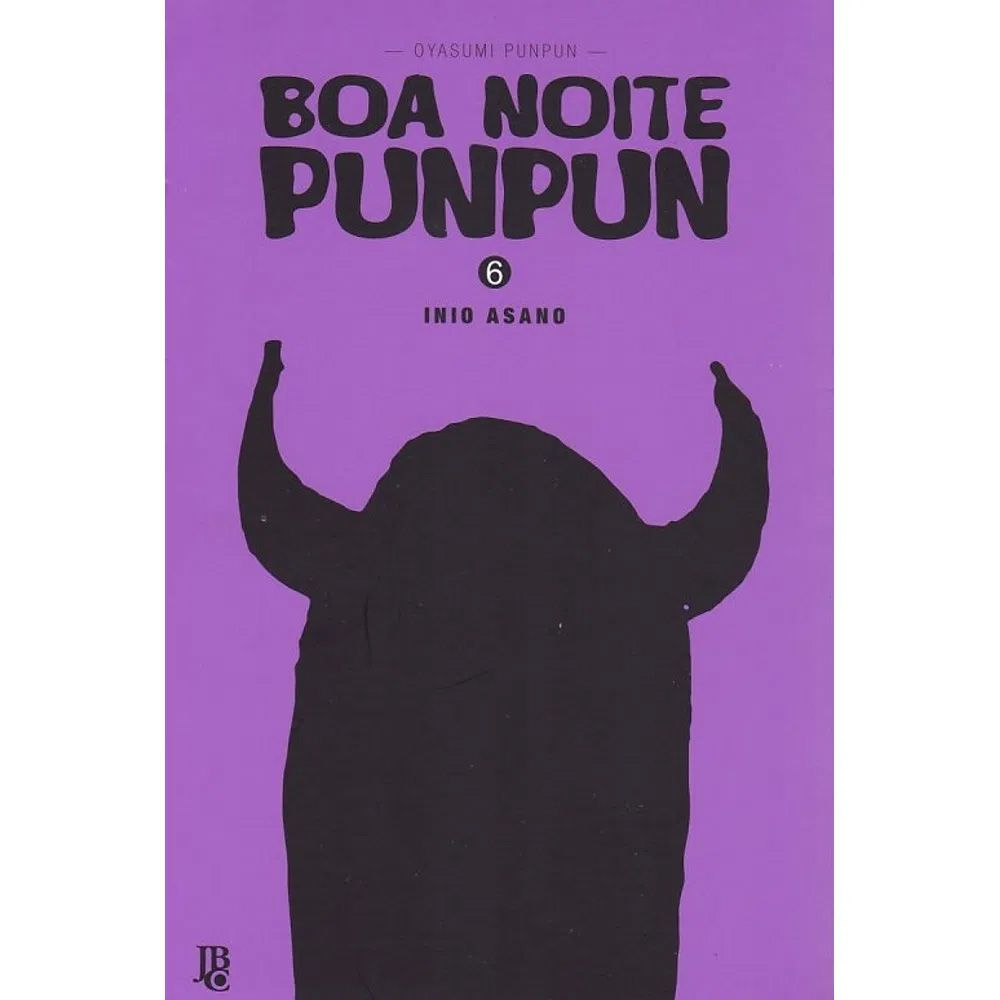 Boa Noite Punpun - Volume 06 - Usado