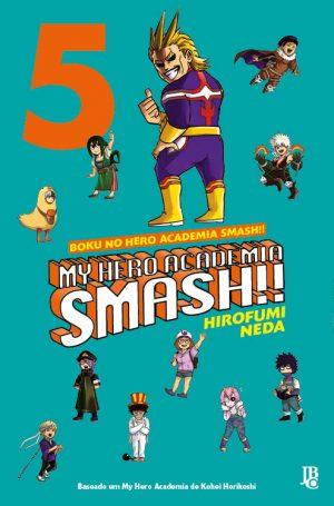 My Hero Academia SMASH!! / Boku No Hero Academia SMASH!! - Volume 05