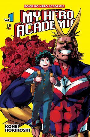 My Hero Academia / Boku No Hero Academia - Volume 01