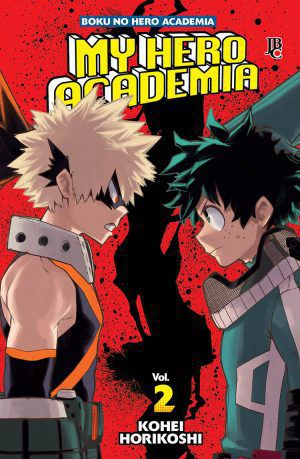 Boku No Hero Academia - My Hero Academia - Volume 02