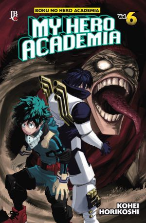 Boku No Hero Academia - My Hero Academia - Volume 06