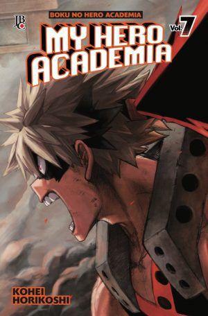 Boku No Hero Academia - My Hero Academia - Volume 07