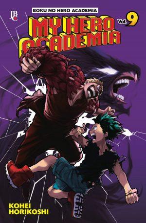 Boku No Hero Academia - My Hero Academia - Volume 09 - Usado