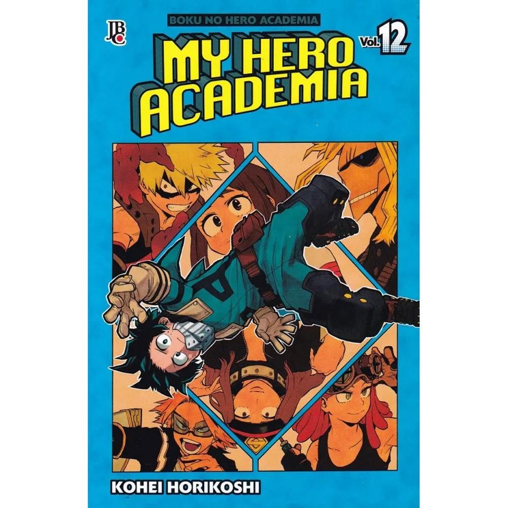 My Hero Academia / Boku No Hero Academia - Volume 12