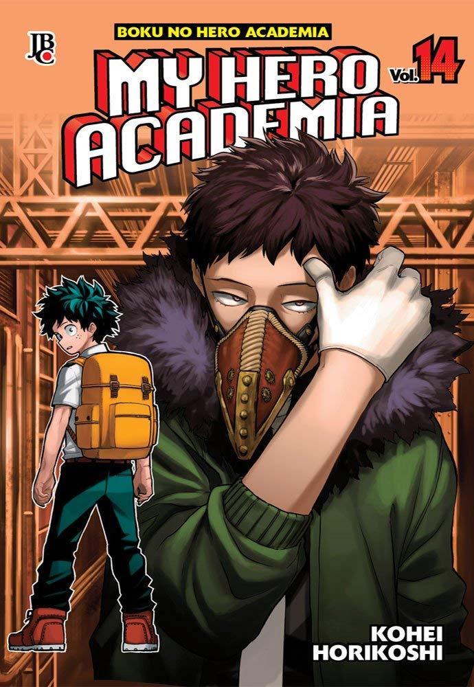 Boku No Hero Academia - My Hero Academia - Volume 14
