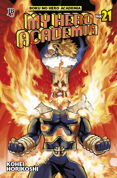 My Hero Academia / Boku No Hero Academia - Volume 21 - Usado