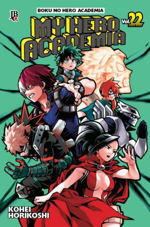 Boku No Hero Academia - My Hero Academia - Volume 22