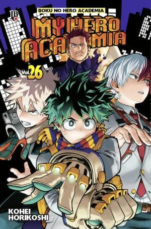 My Hero Academia / Boku No Hero Academia - Volume 26