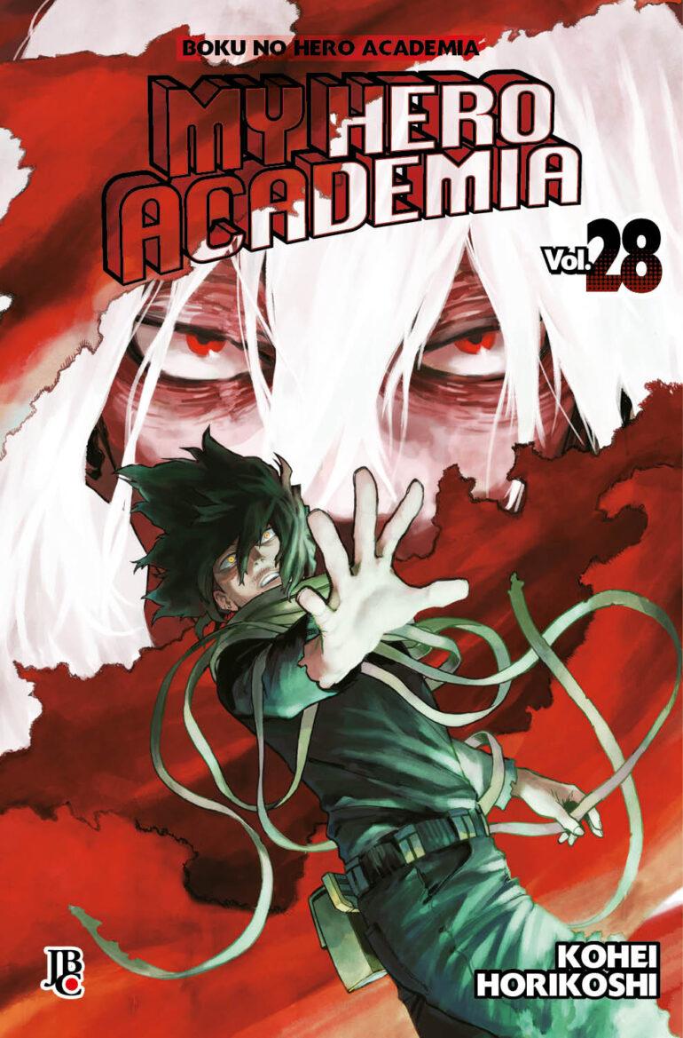 My Hero Academia / Boku No Hero Academia - Volume 28