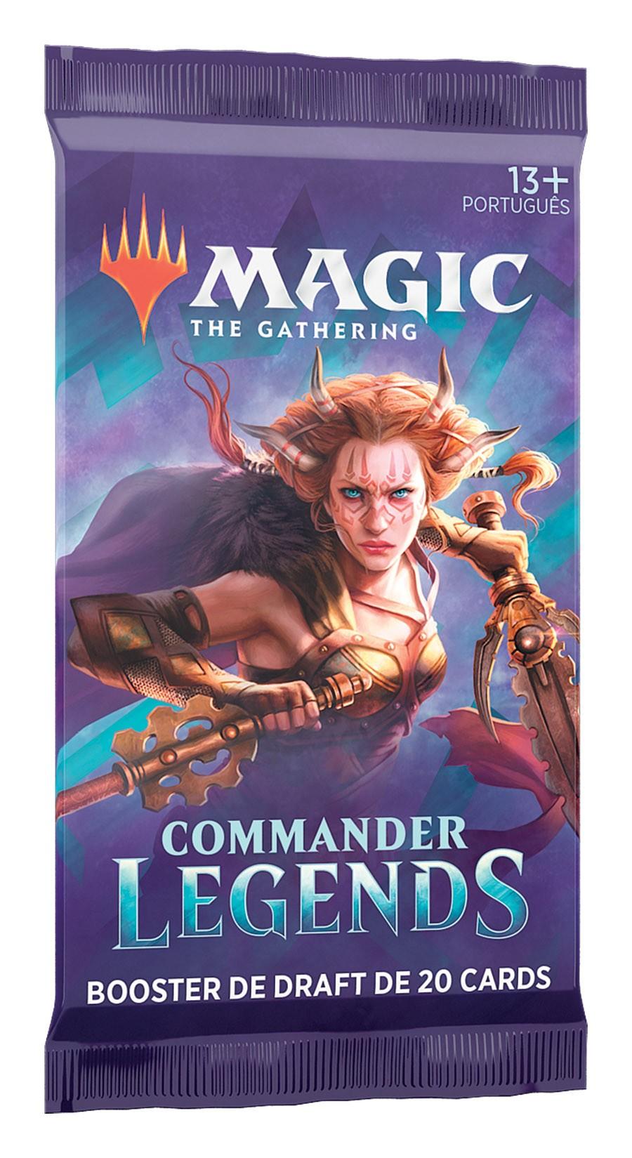 Booster Avulso - Commander Legends